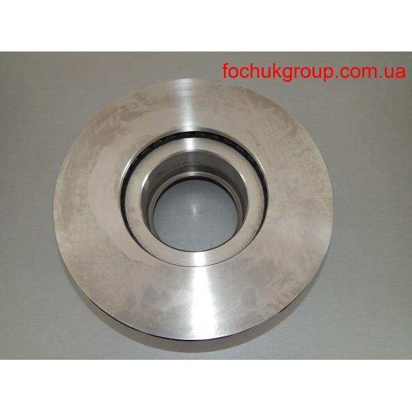 Тормозний диск на MAN LE8.180