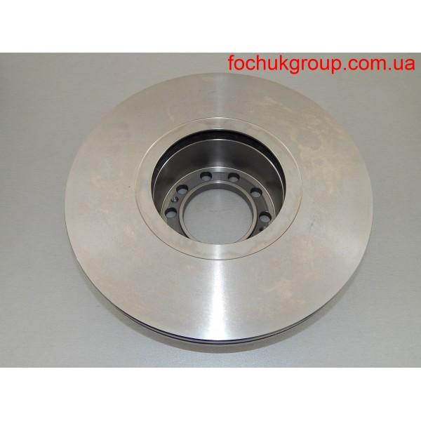 Тормозний диск на MAN TGL