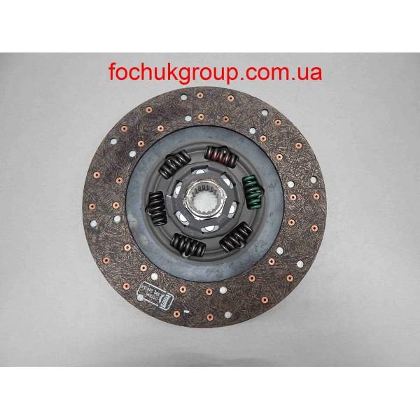 Диск зчеплення Fi362 Mercedes Vario, Ecopower, Atego, OM904, Hammer