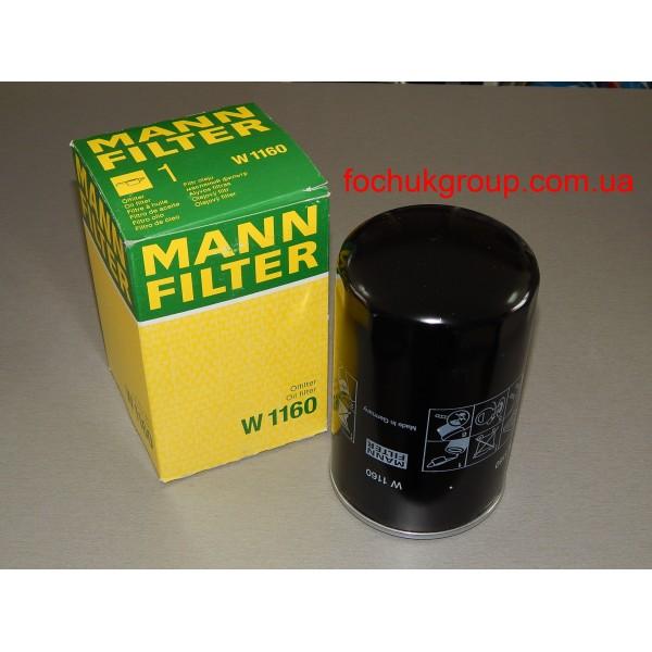 Масляний фільтр на MAN 8.153, 8.163, LE8.180, L2000