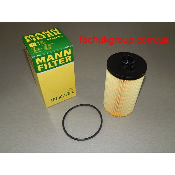 Масляний фільтр на Mercedes Vario, EcoPower, Atego - OM904