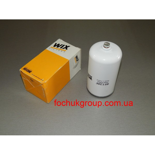 Паливний фільтр на MAN L2000, F2000