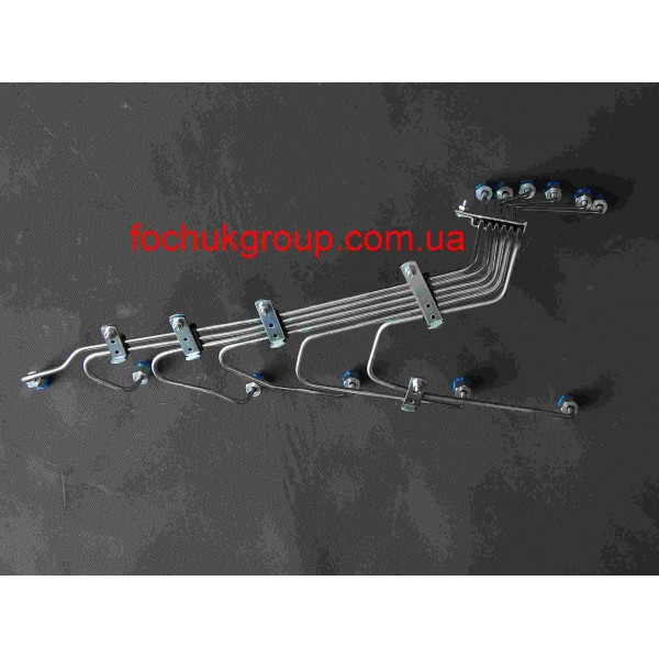 Паливні трубки MAN L2000, 6 циліндрів