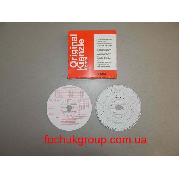 Диск тахографа VDO - 125-24 EC 4K