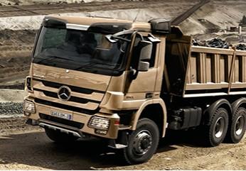 Новий Atego Mercedes-Benz